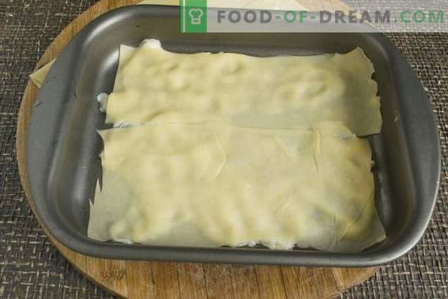 Lasagna di maiale fatta in casa