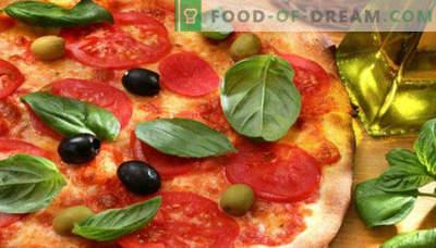 Top 10 recheios de pizza em casa (receitas)