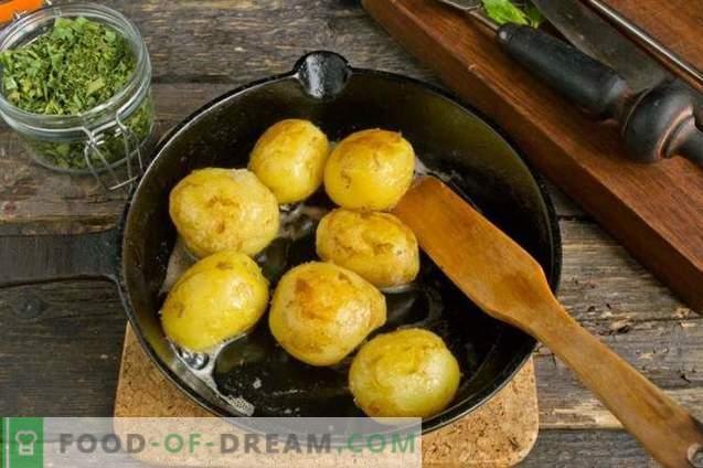 Schweinefleischnieren in saurer Sahne mit Zwiebeln und Kartoffeln