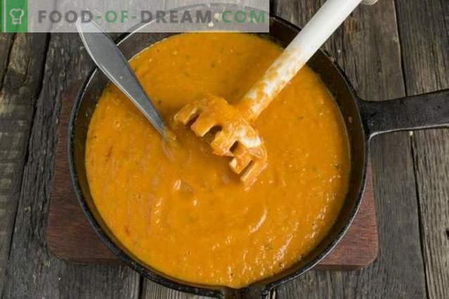 Squash-Kaviar - du wirst deine Finger lecken!