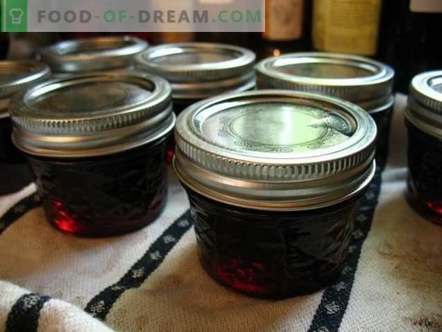 Rezepte für rote und weiße Johannisbeeren