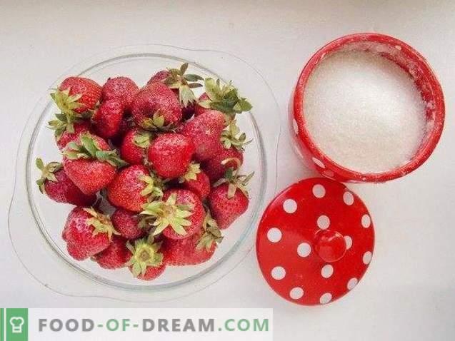 Erdbeerkompott