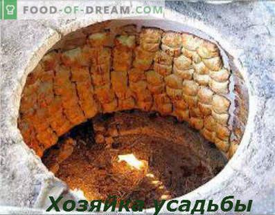 Wie man Samsa im Ofen schnell und lecker kocht