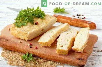 Soufflé - die besten Rezepte. Wie man Fleisch und Hähnchen, Hüttenkäse, Fisch und andere Soufflés richtig und lecker kocht.