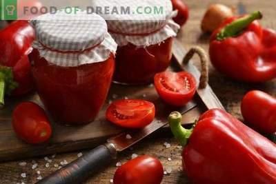 Hausgemachte Tomatensauce - für einen unvergleichlich leckeren Kebab!