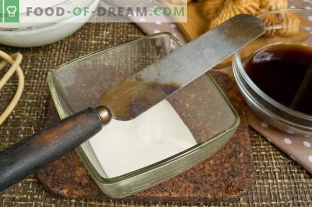 Hausgemachtes Tiramisu-Dessert-Rezept