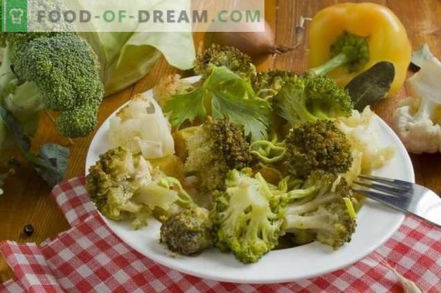 Broccoli-Eintopf mit Hühnchen