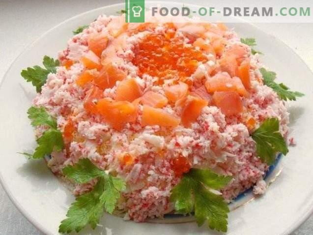 festlicher Salat