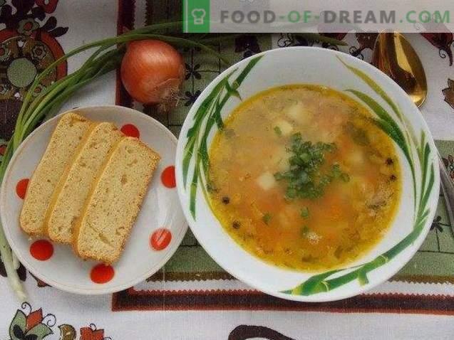 Zirņu zupa