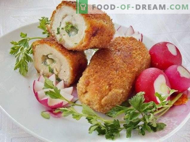 Chicken Kiev Koteletts