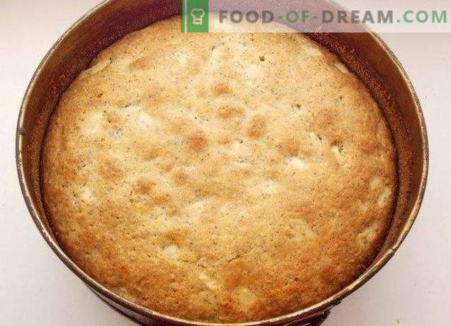 Apfelmohnkuchen