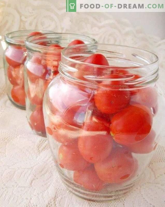 Tomaten im eigenen Saft