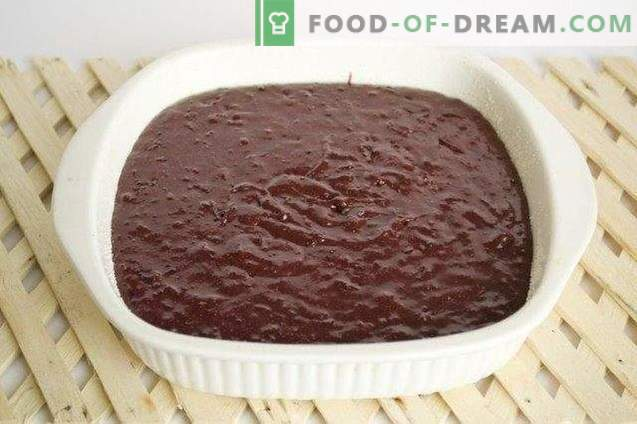 Schokoladenrüben-Brownies