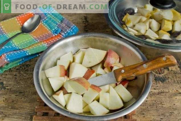 Pear and Plum Jam - am einfachsten zuzubereiten
