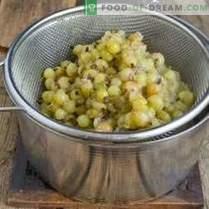 Stachelbeer-Tkemaly-Sauce