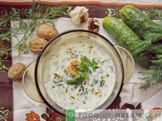 Kalte Suppe - Tarator