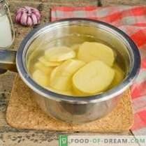 Kartoffelpüree - Rezept mit Milch und Butter