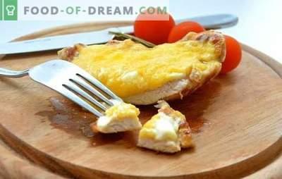 Schweinekoteletts mit Käse: Klassisch, ramponiert oder mit Kirsche? Schweinekotelett-Rezepte für jeden Tag und zu Weihnachten mit Käse