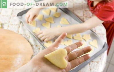 So machen Sie Kekse zu Hause: Schnell, lecker, einfach. Rezepte für hausgemachte Kekse: Hüttenkäse, Kokosnuss mit Kürbis