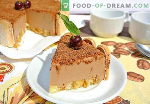 Soufflé - cele mai bune rețete. Cum să gătești rapid și gustos un tort sufle.