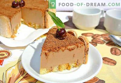 Cake soufflé - geriausi receptai. Kaip greitai ir skaniai ruošti sūrio pyragą.