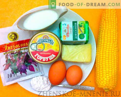 Cremesuppe mit rotem Fisch - ein Rezept mit Fotos und Schritt für Schritt Beschreibung