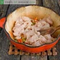 italienische Hühnersuppe