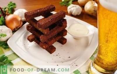 Toast mit Knoblauch ist ein elementares Gericht, das Aufmerksamkeit erfordert. Interessante Toastrezepte mit Knoblauch für alle Gelegenheiten