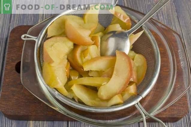 Apfelauflauf mit Gelatine