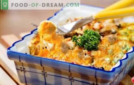 Pelmeni im Ofen mit Käse - eine neue Version des Junggesellenmahls. Die besten Rezepte für Ravioli im Ofen mit Käse und Mayonnaise