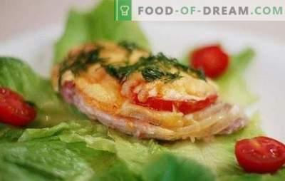 Hühnchen in Französisch (Schritt für Schritt) - die Verfeinerung der französischen Küche. French Chicken: Schritt für Schritt Kochen