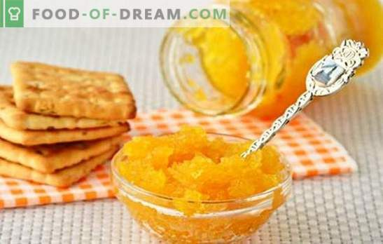Dżem z cukinii w pomarańczach to oryginalny przysmak. Wybór najlepszych przepisów dżem cukiniowy z pomarańczami