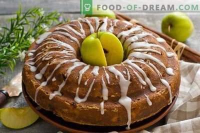 Apple Charlotte - une tarte pour toutes les occasions