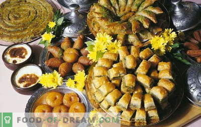 Türkische Rezepte: köstliche Gerichte aus einfachen Zutaten. Eine Auswahl beliebter türkischer Rezepte, die einen Versuch wert sind