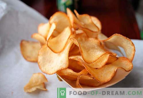 Hausgemachte Pommes Die Besten Kochmethoden Wie Man Chips Zu