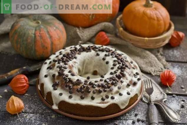 Pumpkin Pie ist ein gesundes Dessert für die ganze Familie.