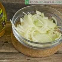 Köstlicher und gesunder Rettichsalat mit Hühnchen