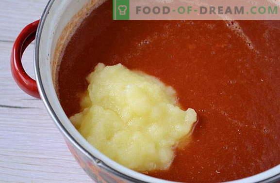 Une recette unique pour le ketchup naturel fait maison - notez-le pour ne pas oublier