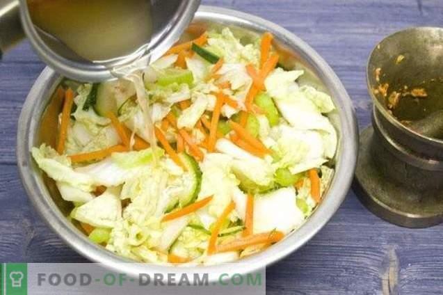 Kimchi mit Chinakohl