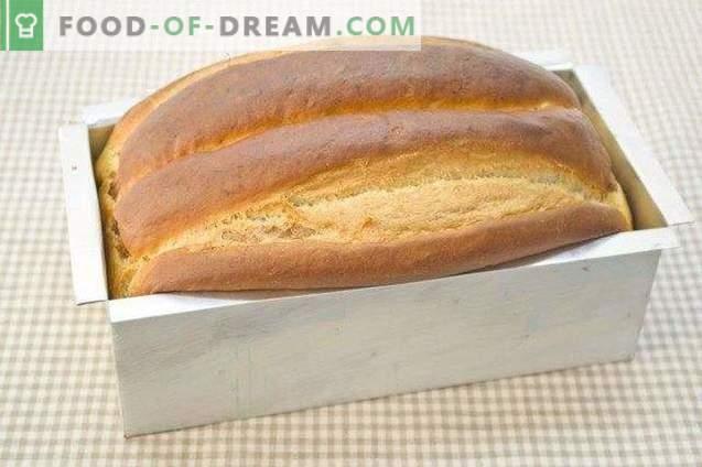 Leopardenbrioche - süßes Brot zu Weihnachten