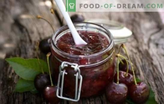 Süßkirsche ohne Sterilisation - wir sparen Zeit, Mühe, Vitamine! Eine Auswahl cooler Kirschzubereitungen ohne Sterilisation für den Winter
