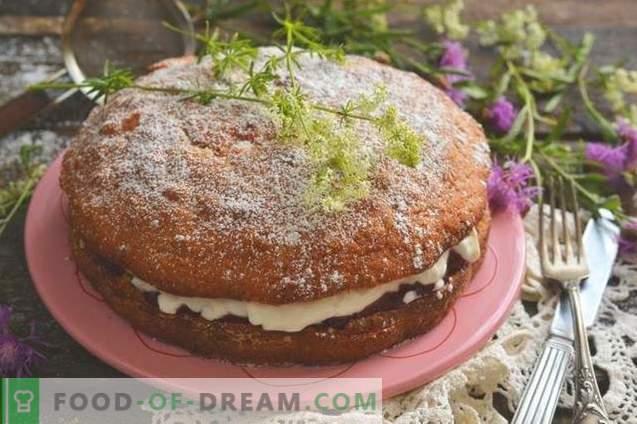 Victoria Sandwich - Königskuchen