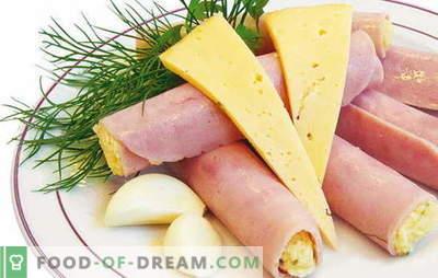 Brötchen mit Schinken, Käse und Knoblauch zum Frühstück? Rezepte mit Schinken, Käse und Knoblauch: Lassen Sie Ihrer Fantasie freien Lauf!