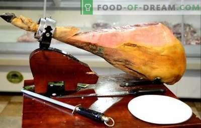 Kann ich Jamon zu Hause kochen? Rezepte und Geheimnisse des Kochens von Jamon zu Hause