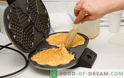 ¿Por qué resultan mal los waffles: es el culpable el responsable de los waffles?