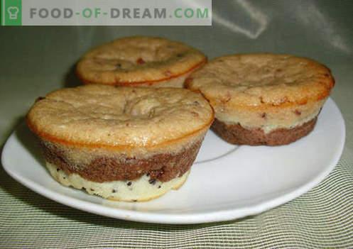 Grießpudding - die besten Rezepte. Wie man richtig und lecker gekochten Grießpudding kocht.
