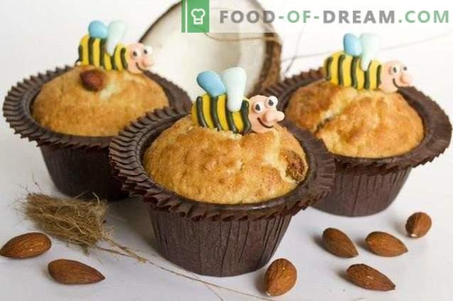 Kokosnuss-Muffins