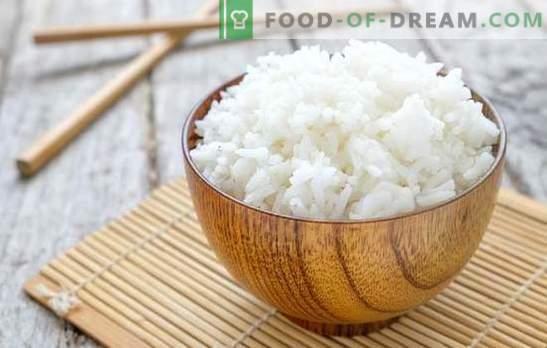Die häufigsten Fehler beim Kochen von Reis