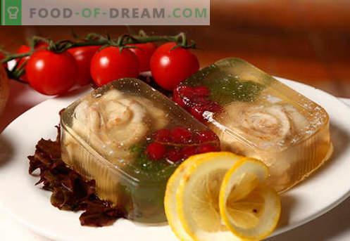Zander - die besten Rezepte. Wie man richtig und schmackhaft kocht, ziehe Zander.
