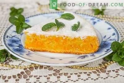 Karottenkuchen - lecker, sparsam und gesund!